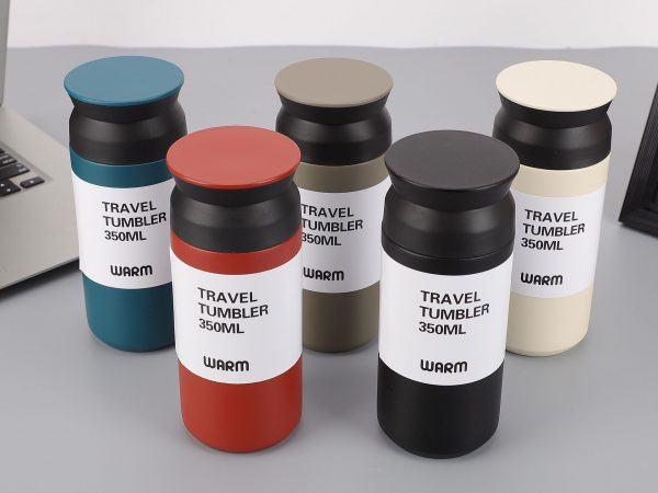 Bình Giữ Nhiệt Travel Tumbler 350ml Q017 17