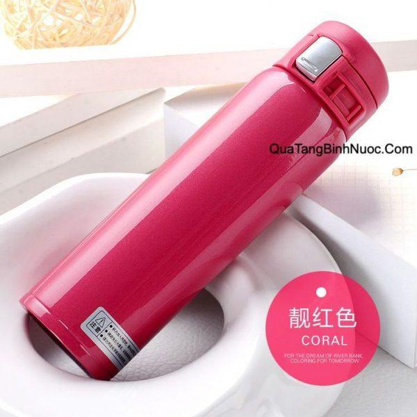 Bình giữ nhiệt nắp bật 450ml Q019 3