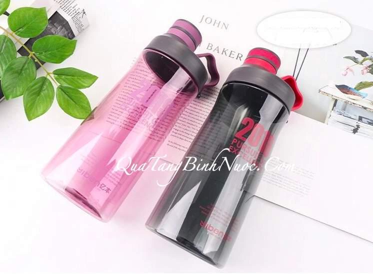 Bình Nước Nhựa 1,2 Lít & 1,6 Lít Q066 4