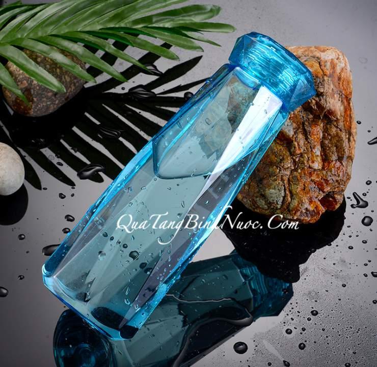 Bình Nước Nhựa 620ml Diamon Q057 3