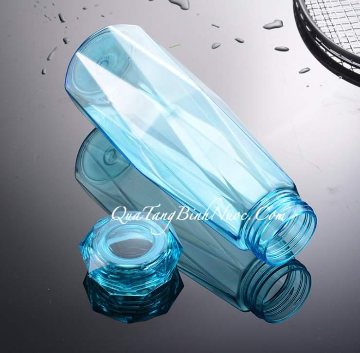 Bình Nước Nhựa 620ml Diamon Q057 6
