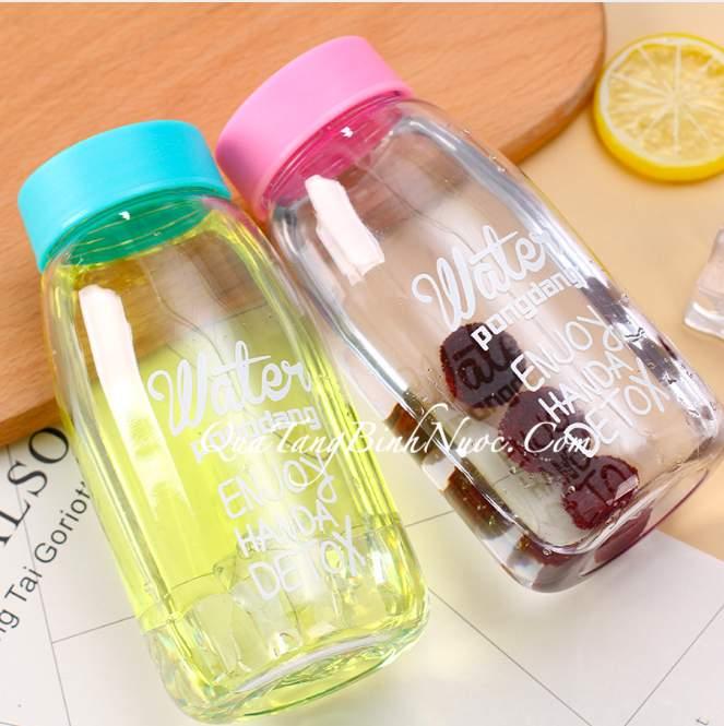 Bình Nước Nhựa PongDang 500ml Q056 2