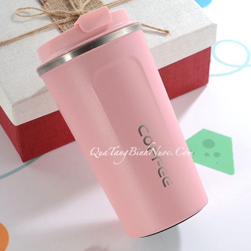 Ly Giữ Nhiệt Cafe Nắp Bật 500ml Q105 15