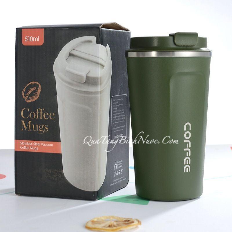 Ly Giữ Nhiệt Cafe Nắp Bật 500ml Q105 2