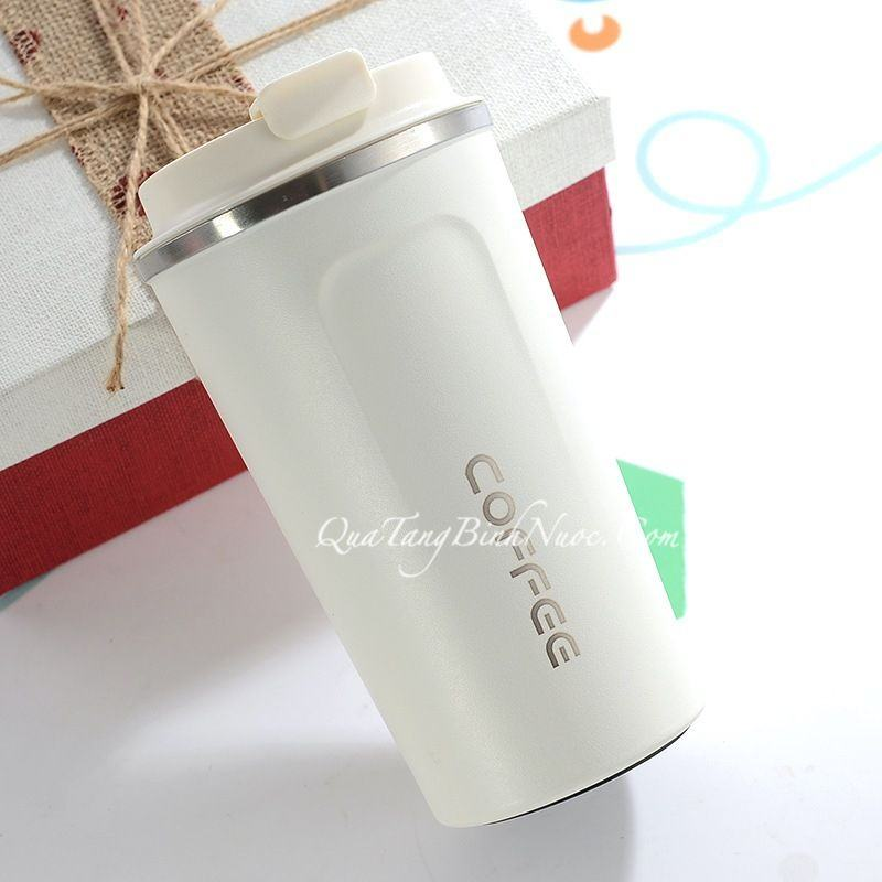 Ly Giữ Nhiệt Cafe Nắp Bật 500ml Q105 8