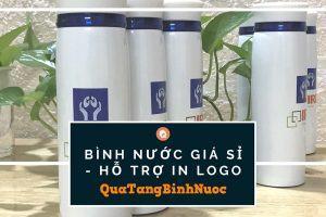Bình nước giá sỉ in logo
